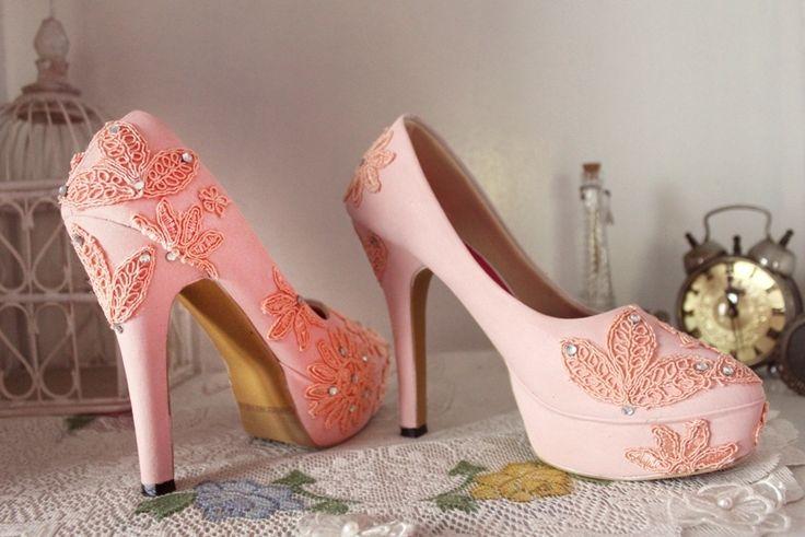 Slight Wedding Shoes