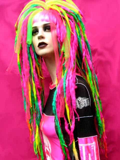 cyberlox rave nation gothic
