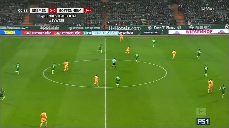 goals Bundesliga 17/18 - Werder Bremen vs. TSG Hoffenheim 1899 - 13/01/2018 Full Match link http://www.fblgs.com/2018/01/goals-bundesliga-1718-werder-bremen-vs.html