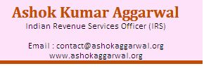 https://www.facebook.com/ashokkumar.aggarwal.754: Ashok kumar Aggarwal IRS
