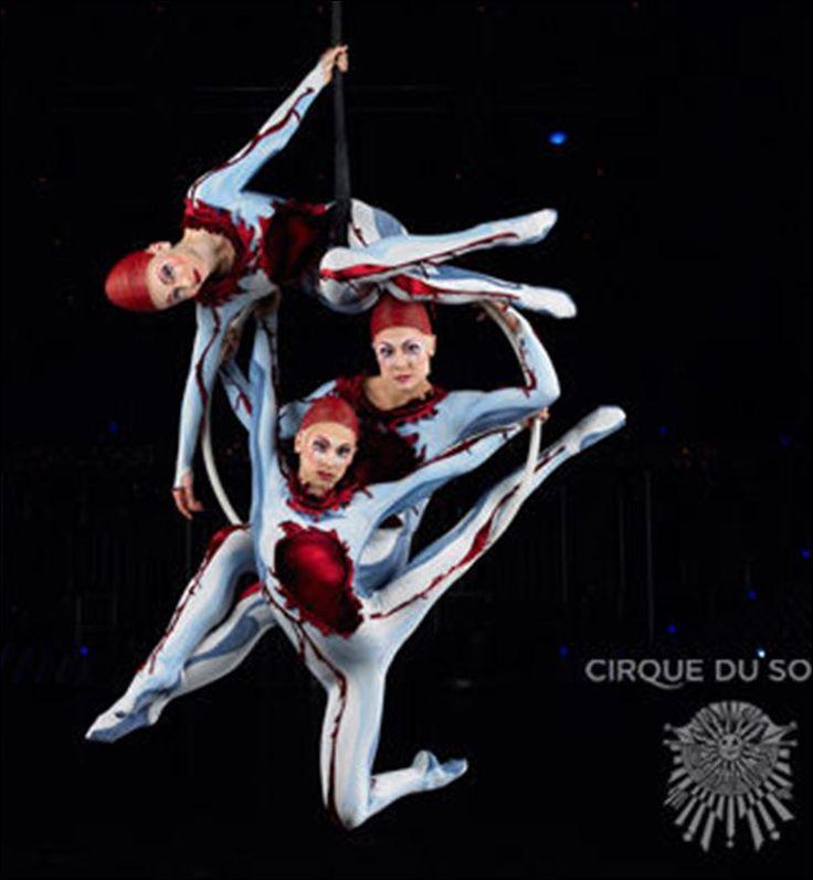 Cirque du Soleil. | Cirque du Soleil coming to Toledo arena - Toledo Blade