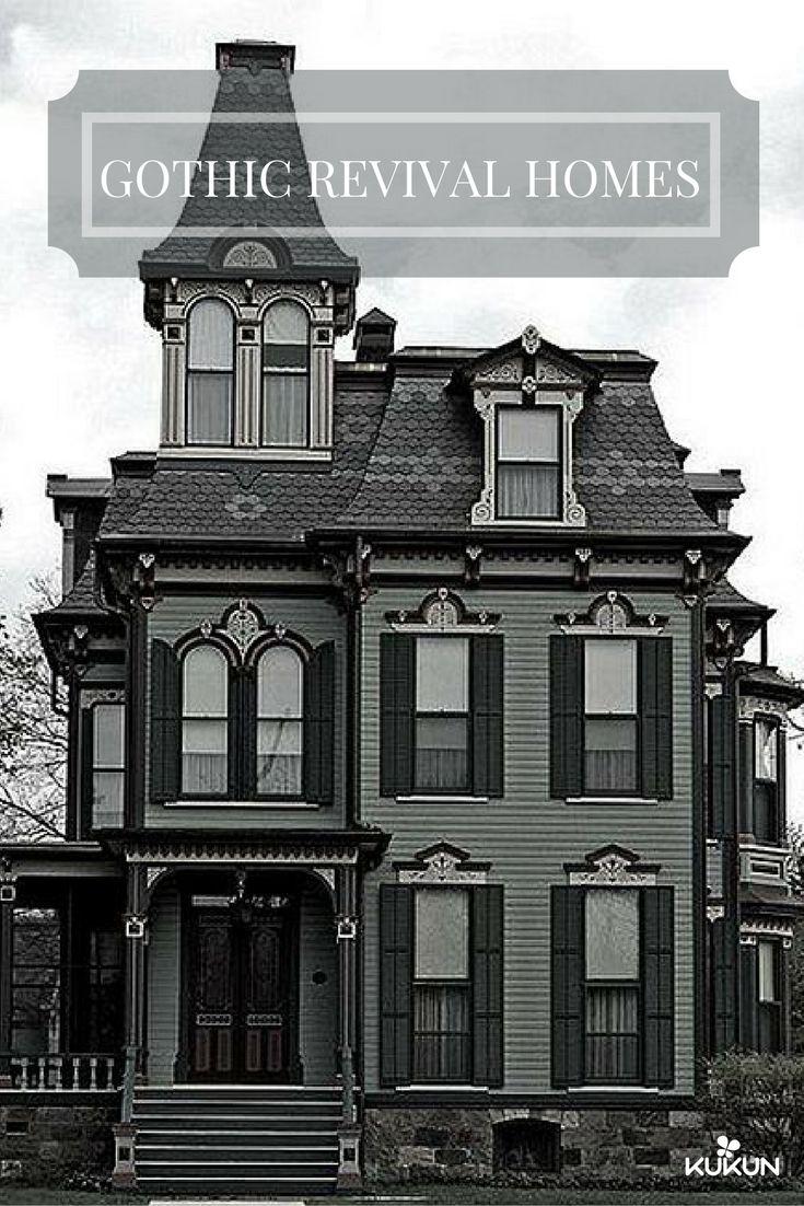 Best 25 House Exteriors Ideas On Pinterest: Best 25+ Gothic House Ideas On Pinterest
