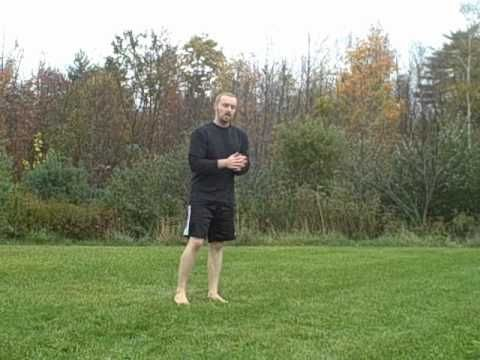 5 Beginner Level Burpee Exercises.  Burpees are hard on my knees.  Here's a few ideas about how I can work up to a full burpee.