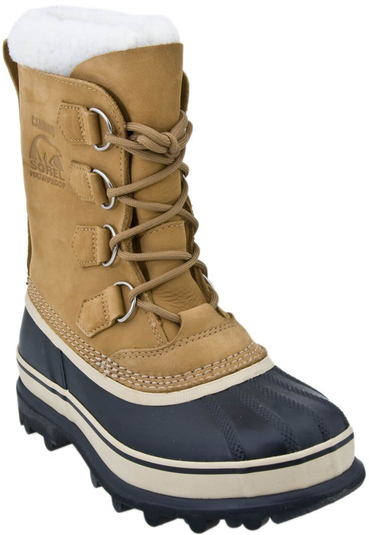 Sorel Caribou Classic Women S Winter Boots Tan Shoes
