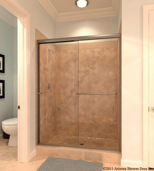 13 Best Frameless Shower Doors Images On Pinterest Bath