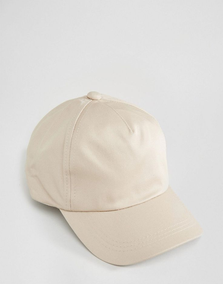 ASOS Plain Baseball Cap: http://asos.do/w4PUtB
