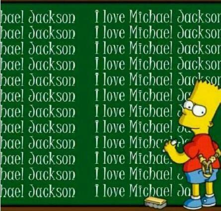 I love Michael Jackson I love Michael Jackson I love Michael Jackson I love Michael Jackson I love you Michael....!!!!!!!!! <3 <3