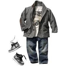 More boys clothing