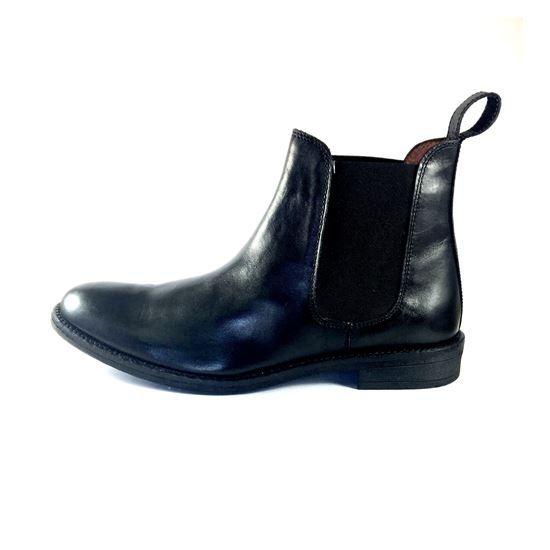 Ботинки Челси черные строгие