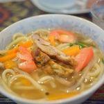 わのわカフェ - 料理写真:トゥクパ、ネパールの麺料理