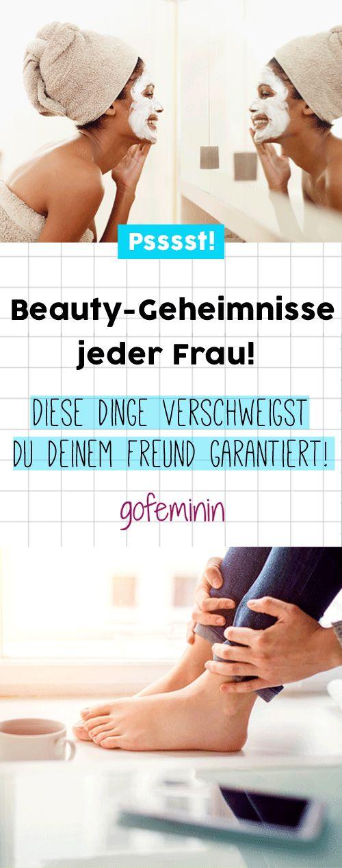 Jetzt mal ehrlich: DIESE 10 Beauty-Geheimnisse hat doch jede Frau vor ihrem Part…