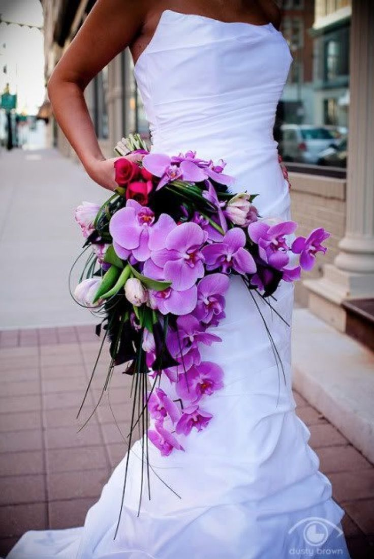 best cascade bouquets images on pinterest cascade bouquet