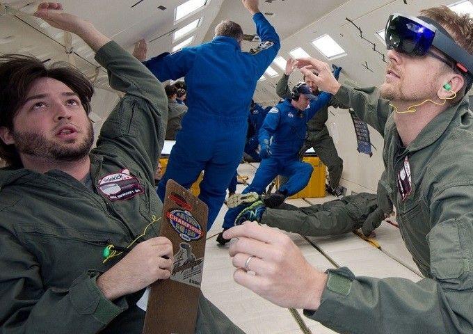 NASA ve Microsoft'tan Büyük İşbirliği