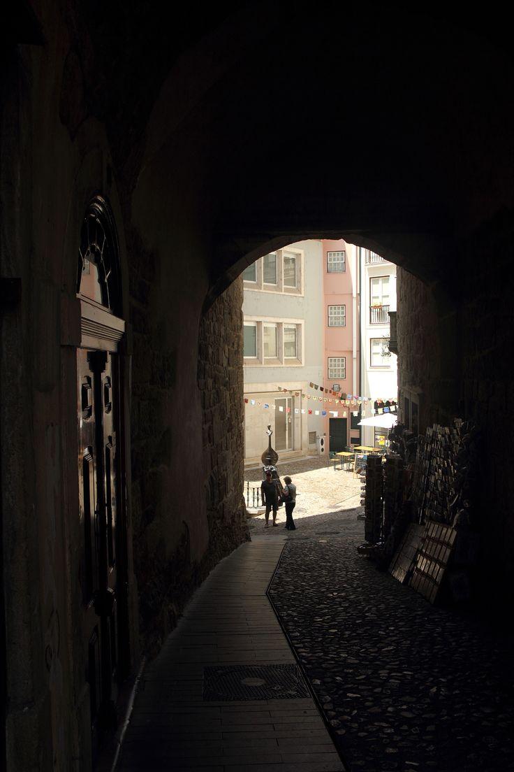 Secrets - Arco de Almedina, Coimbra