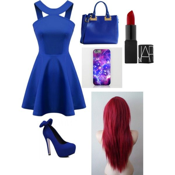 Untitled #9 by charl1e231 on Polyvore featuring polyvore, fashion, style and Sophie Hulme