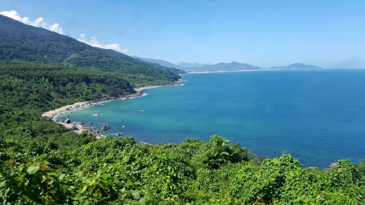 The train from Hanoi to Danang offers splendid views | lettucetakatrip.com
