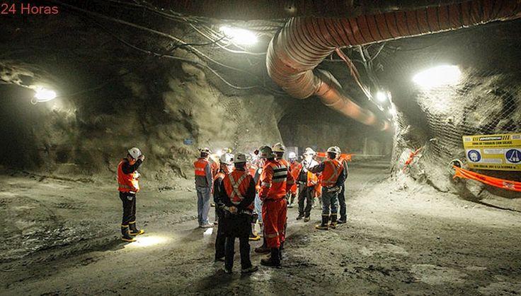 Repunte del precio del cobre ha creado 16 mil puestos de trabajo en el sector minero desde enero