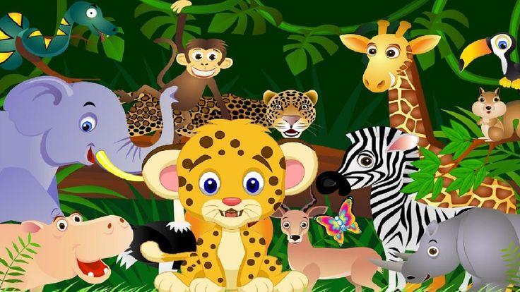 Adivinanzas para niños de animales salvajes