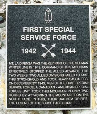 first special service force | First Special Service Force