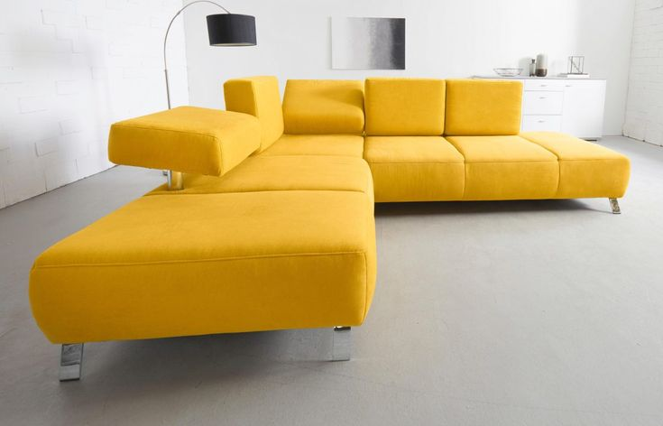 Die besten 25+ gelber Ottomane Ideen auf Pinterest Marineblau - wohnzimmer rot gelb
