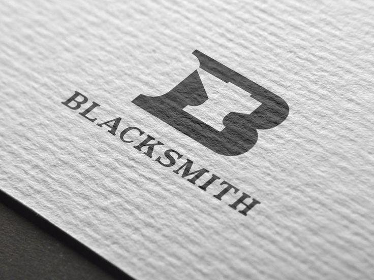 Photoshop Contest Entry #54 for Blacksmith Logo Design