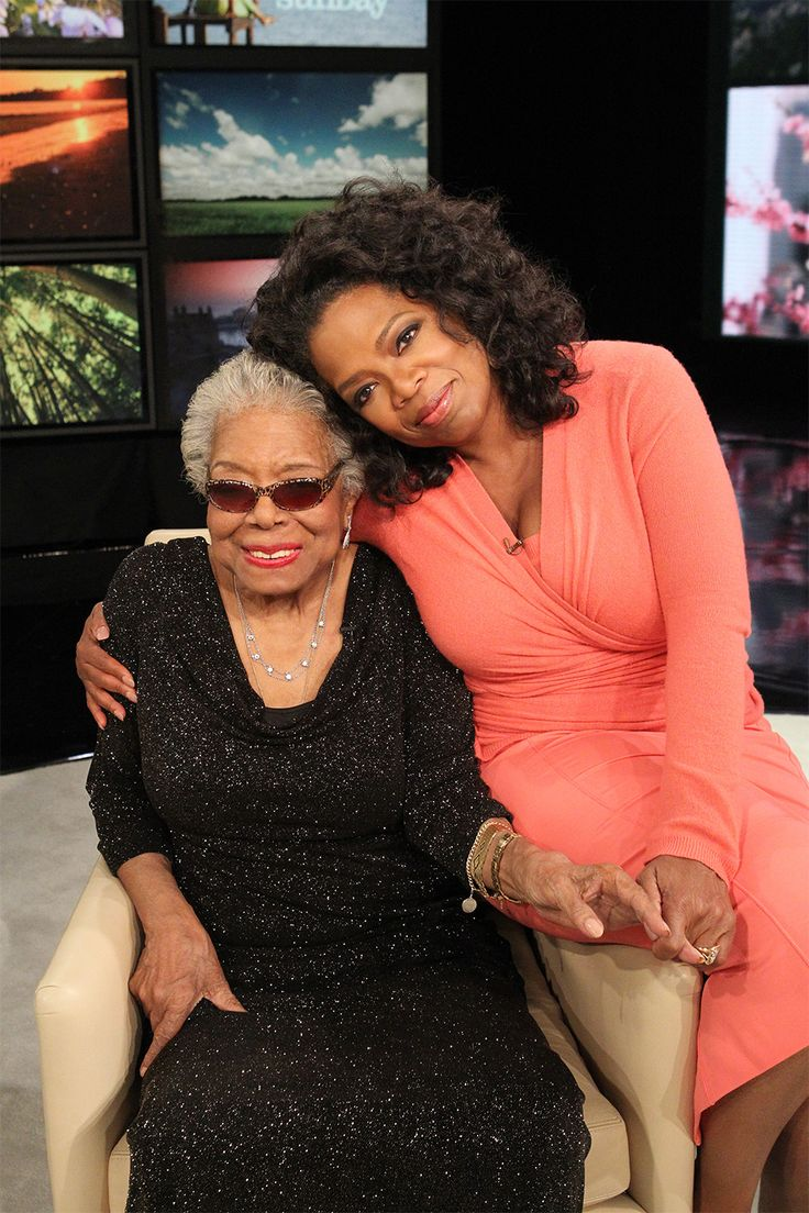 Oprah shares her thoughts on the passing of the woman she called mentor-mother-sister-friend.