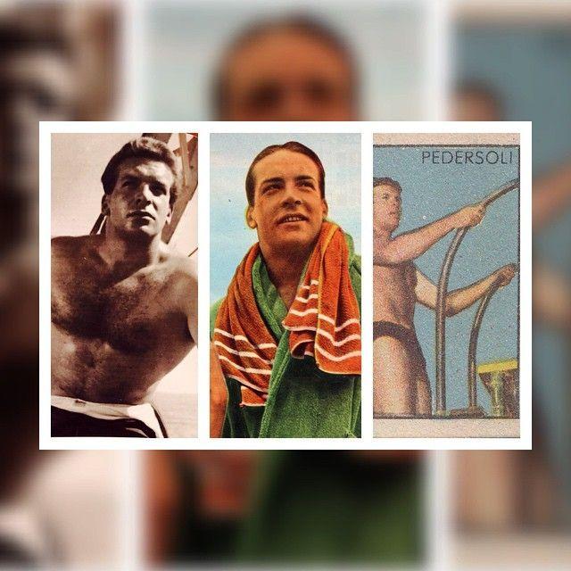 Olympic Swimmer 1952 and 1956 #carlopedersoli #budspencer