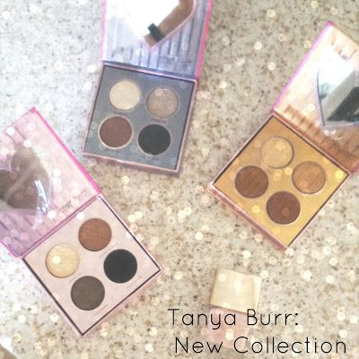 Beauty & Beyond: ♥ Tanya Burr Cosmetics: Eye shadow Palettes ♥