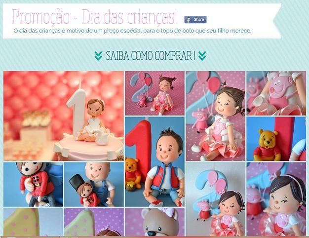 Produtos para Casamento e Festas Infantis | PROMOÇÃO - Dia das Crianças