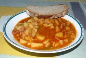 klasický bramborový guláš | recept