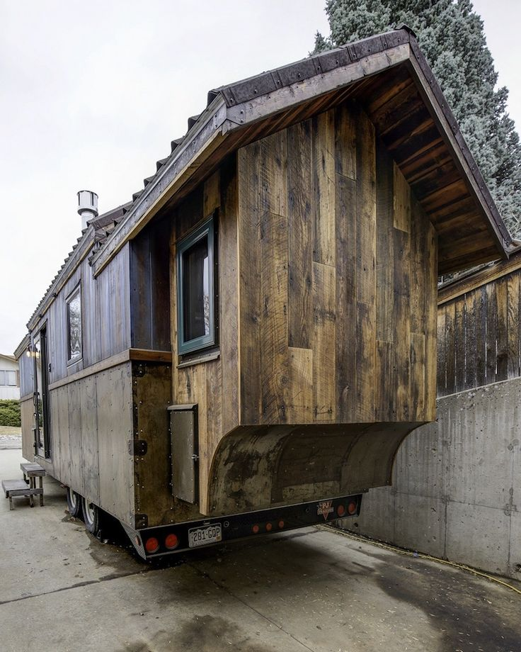 Trailer Homes: 115 Best Images About Home On Wheels On Pinterest