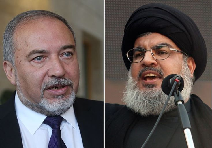 Liberman: Syria fighting will be over soon, Hezbollah will turn its sights on Israel