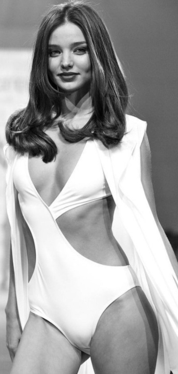 Miranda white suit