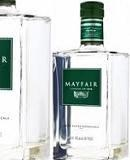 Mayfair London Dry Gin is produced in the only remaining independent distillery in London. It contains only the best hand picked botanicals including Juniper Berries, Corriander Seed, Angelica Root, Rubbed Savory and Orris Powder. These blend together to give a full rounded taste with a tantalising residual sweetness..