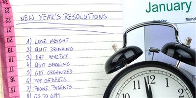 New Year's Resolutions by Star Sign by Kelli Fox