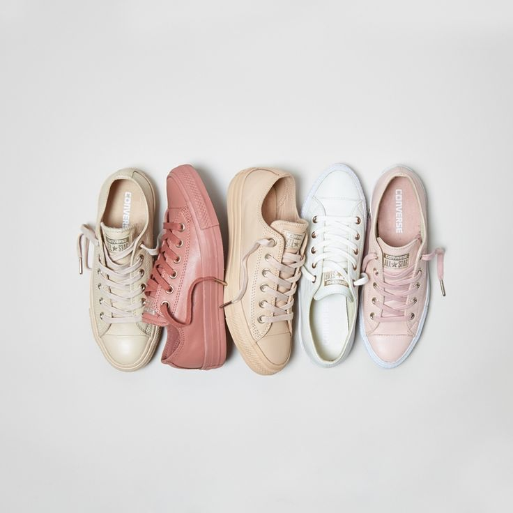 Converse Exclusive   Holiday Nude Collection «  Office Shoes Blog