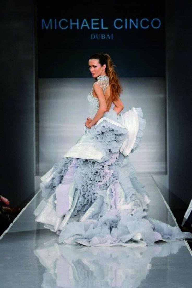 Best 50+ Michael Cinco <3 images on Pinterest | Bridal gowns, Nice ...