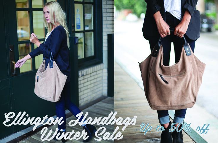 Women's Casual-Chic Handbags | Shop Ellington Handbags | Winter Sale is up to 50% off select purses!