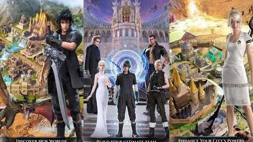 Videogiochi: #Annunciato #Final #Fantasy XV A New Empire per dispositivi mobile (link: http://ift.tt/2ojbW4b )