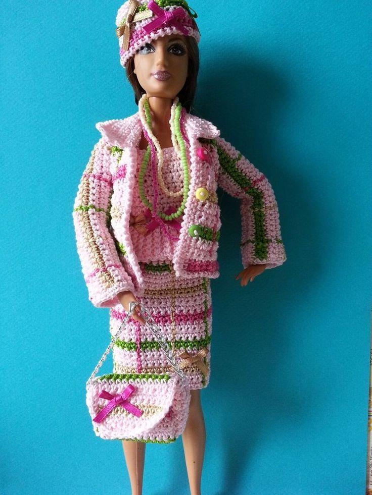 1908 best barbie clothes giysileri images on pinterest crochet dolls barbie clothes and. Black Bedroom Furniture Sets. Home Design Ideas