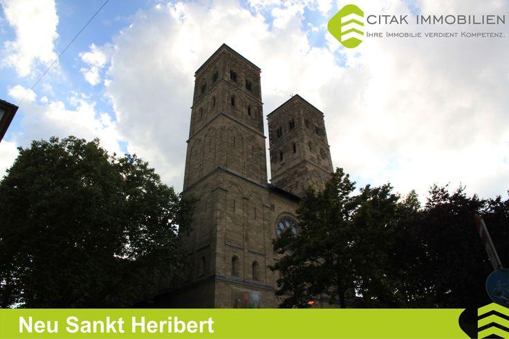 Köln-Deutz-Neu Sankt Heribert