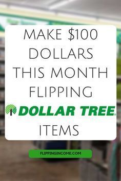 How To Make Money With These 6 Items From Dollar Tree – Part 2