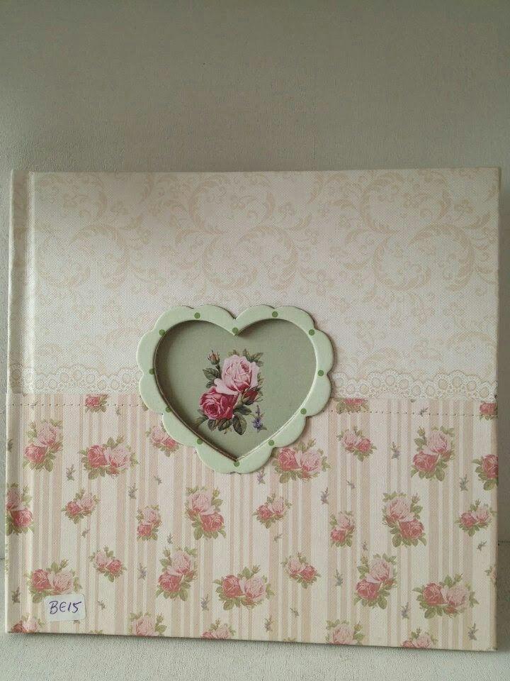 Βιβλιο ευχων καρδια λουλουδι