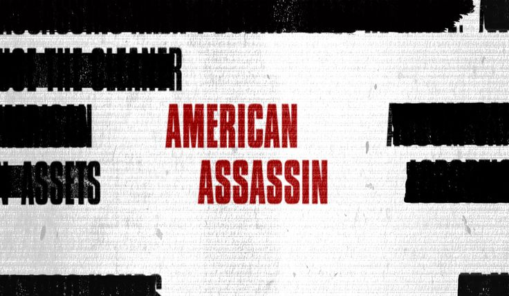 "American Assassin: ""Assassins aren't born, they're made"" In Theatres: 15th, September 2017 Director: Michael Cuesta Writers: Vince Flynn, Stephen Schiff Producers: Lorenzo di Bonaventura, Nick #americanassassin [...]"