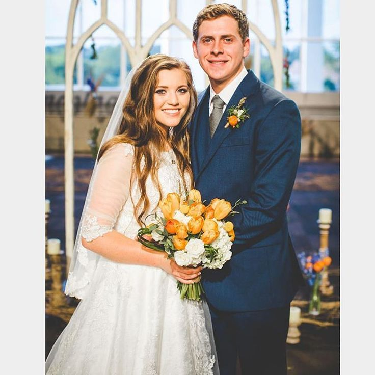 """Joy Anna Duggar """"excited"""" to have kids after wedding to Austin Forsyth  Joy Anna Duggar is """"excited"""" to have kids following her wedding last week. #Duggars"""