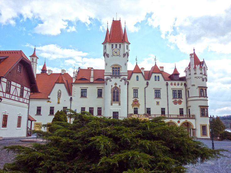 Chateau Žinkovy, Czech Republic