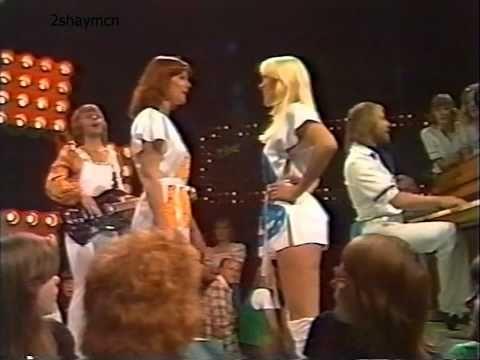 ▶ ABBA : Waterloo (Eddy Go Round) HQ 1975 - YouTube