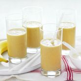 Weet-Bix, Orange & Banana Smoothie with Peanut Butter  - Coles Recipes & Cooking