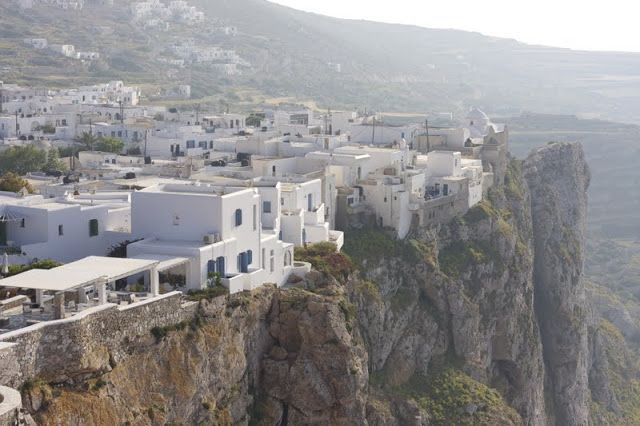 the doctors fleming: Folegandros