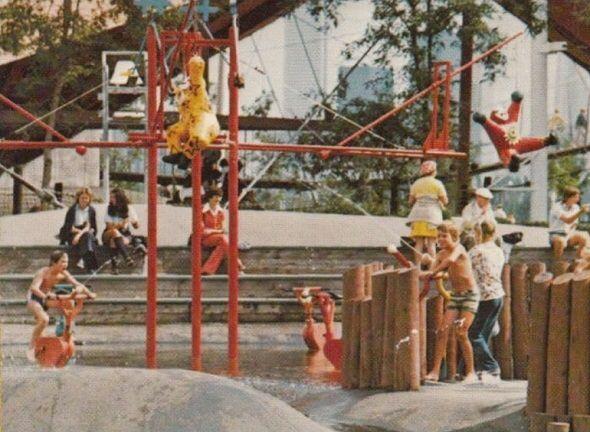 Ontario Place, Toronto 1979s